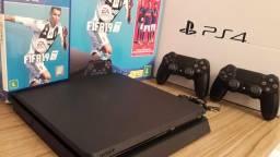PlayStation 4 slim HD 1 tera (Parcelo)