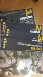 Livros de : história e biologia