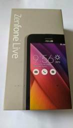 "Asus Zenfone Go TV 16GB, Tela 5.5"", Dual Chip, Câmera 13MP, 4G, TV Digital"
