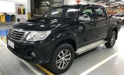 Toyota Hilux 3.0 srv 2012/ novíssima - 2012