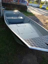 Barcos de alumínio profissional - 2019