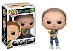 Funko Pop Rick E Morty