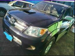 Toyota Hilux 2008 3.0 automática completa - 2008