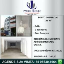Antônio Bezerra - Ponto Comercial 125 m²