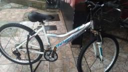 Vendo ou troco por Notebook Bicicleta Feminina Aro 26 Alumínio!!!