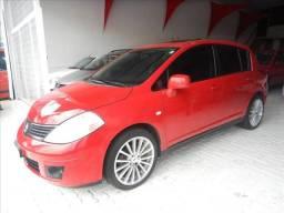 Nissan Tiida 1.8 sl 16v - 2008