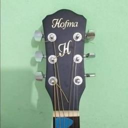 Violão Hofma Aço HMF-250 fosco (Folk)
