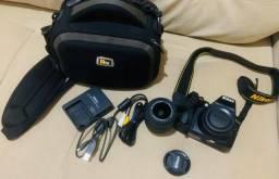 Câmera Nikon D3300 Profissional