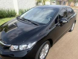 Civic 2013 lxs automatico - 2012