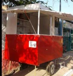 Vendo mine trailer