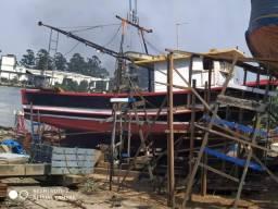 Barco arrasto de camarão - 2000