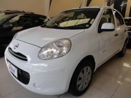 Juan 19- * Nissan March 1.0 S 16v Flex 4p Manual 2013 - 2012