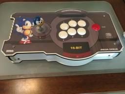 Controle Arcade 2nd Impact Full Sanwa Ps4 ps3 PC