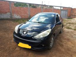 Peugeot 207 sedan. passo financiamento - 2010