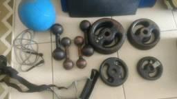 Equipamentos para musculação e funcional