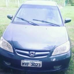 Honda Civic 2004 original e completo(sou de união dos palmares ) - 2004