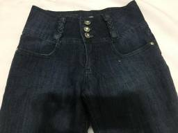Calça Jeans Flarer