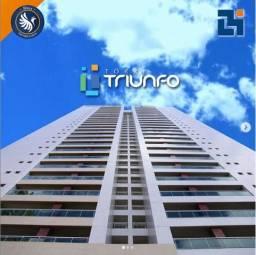 98145-9402-Torre Triunfo - 3 ou 4 Suites - pronto pra morar, negociações im