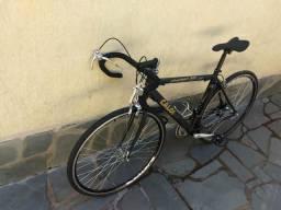 Bicicleta Caloi Aro 700 - 14 Marchas Caloi 10 Speed Preta Fosqueada