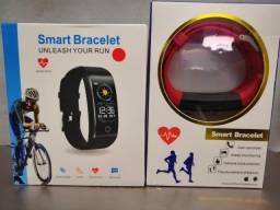Relógio Inteligente Pulseira Smart Band Original (novo)