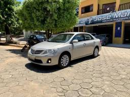 Corolla Altis 2.0 automático e couro ano 2013 - 2013