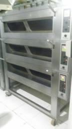Forno Lastro ETP-2A Pratica Eletrico