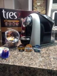 Máquina de café 3 Corações