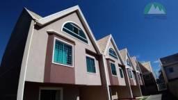 Sobrado à venda, 129 m² por r$ 390.000,00 - boqueirão - curitiba/pr