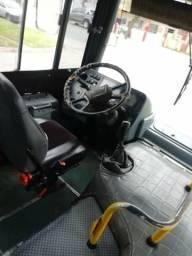 Ônibus urbano motor scania