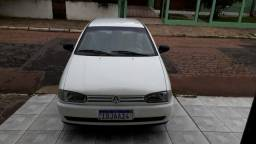 Vw - Volkswagen Gol motor AP 1.6 pneus novos impecável para o ano lindo carro - 1995