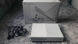 Xbox One s 500gb zero na caixa