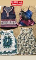 Vendo roupas usadas