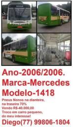 Ônibus Escolar Mercedes - 2006