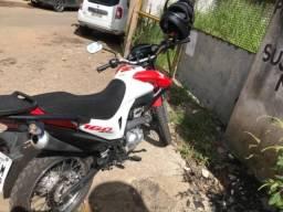 Moto Honda Bross 160 - 2017