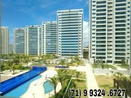 Apartamento 3 e 4 quartos -Pituaçu - Hemisphere 360°