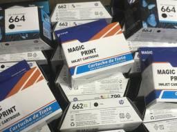 Cartuchos p/ impressora | originais e compatíveis