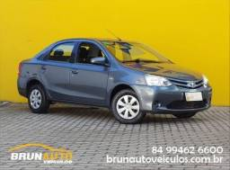 TOYOTA ETIOS 2014/2014 1.5 XS 16V FLEX 4P MANUAL