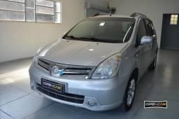 Nissan Livina S 1.8 16V AUT
