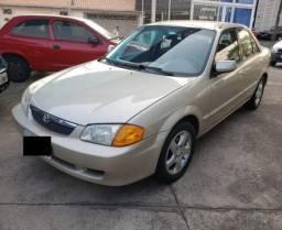 Mazda protegÉ 1999 1.8 lx sedan 16v gasolina 4p automÁtico