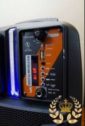 Caixa de som #Kimiso Qs-2805# amplificadora 2000W - A Mais Procurada Na Loja!