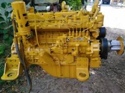 Motor escavadeira 320c cat