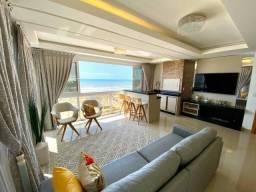 LL 4 dormitórios com requinte e luxo a beira mar