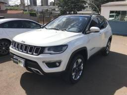 Compass Limited 2.0 4x4 Diesel - 2018