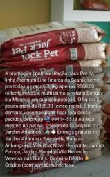Ração Jack Pet