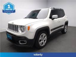 Jeep Renegade 1.8 16v flex limited 4p automático - 2017