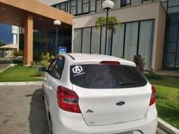 Ford Ka branco (Financiado) Precisa tirar do meu nome ou fazer a Quitação.l - 2017