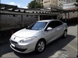 Renault fluence completo Gnv 5ª geração carro novo - 2012