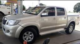 Hilux SRV 2012/2013 Extra - 2013
