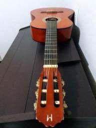 Vendo ou troco Violão de 6 cordas usado,com marcas de uso