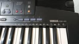 Ótimo teclado Yamaha PSR-410
